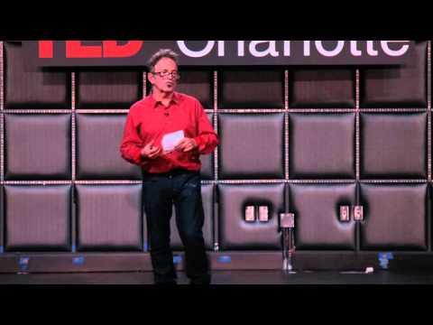 Self Imposed Limitations and Handicaps Increase Creativity | Richard Israel | TEDxCharlotte