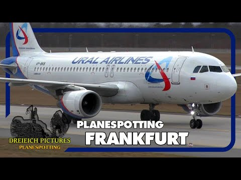 Planespotting Frankfurt Airport | April 2018 | Teil 1