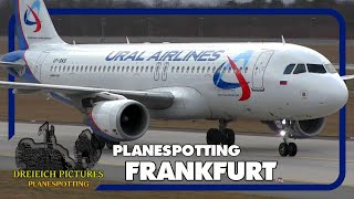 Planespotting Frankfurt Airport | April 2018 | Teil 1