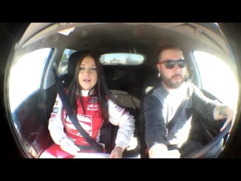 Energy 106 - Winnipeg Carpool Karaoke: Amber Balcaen
