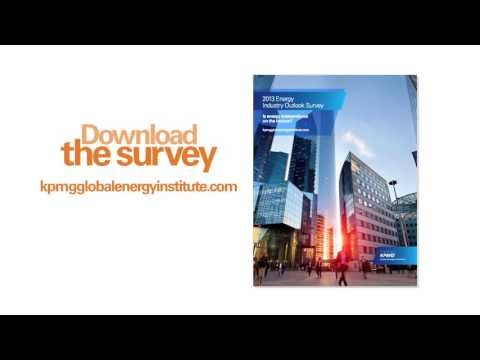 KPMG's 2013 Energy Industry Outlook Survey