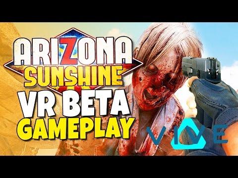Arizona Sunshine VR - Beta Gameplay - Hipster Slaughter  