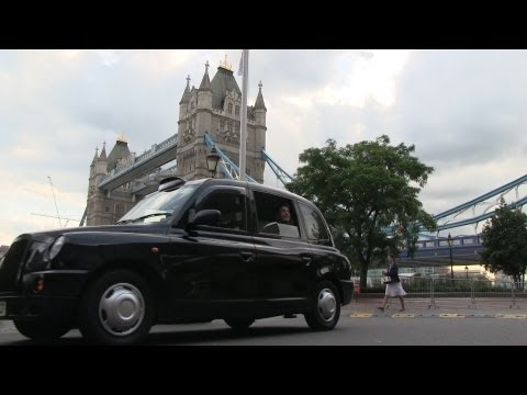 Customized Black Cab Tour of London