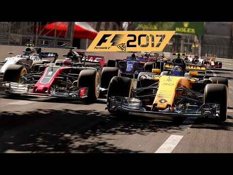 Formula 1 2017 FIGHT FOR THE POSITION