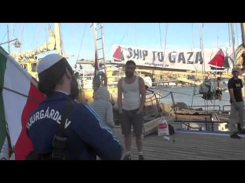 Svensk-Judisk Dialog ställer kritiska frågor till Ship to Gaza del 2