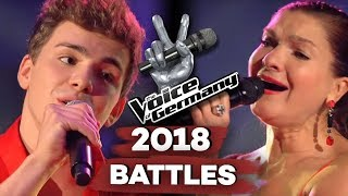 Ed Sheeran Perfect Symphony (Philipp von Unold vs. Ludmila Larusso) | Voice of Germany | Battles