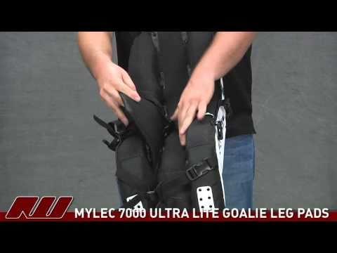 Mylec 7000 Series Ultra Lite Goalie Leg Pads