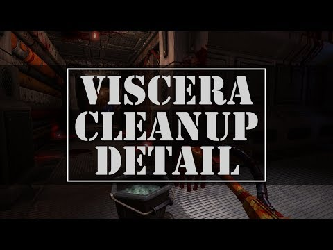 "Viscera Cleanup Detail - ""Sprzątamy flaczki ^^"" - LJay Gameplay"