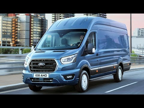 Ford Transit - Fuel Efficiency and High Productivity