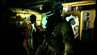 Dead Space 2 Walkthrough w/Dual Commentary Chapter 12 Part 1
