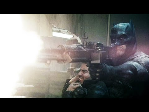 Batman Saves Martha | Batman v Superman [Extended cut]
