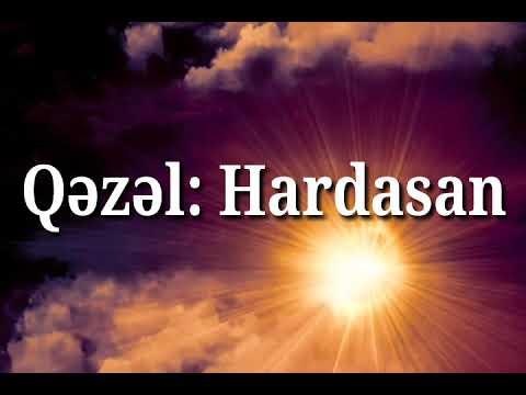 Elvin Nasir - Hardasan (Qəzəl:Nəsimi)