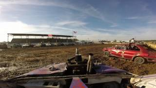 Fairfield Illinois Pumpkin Smash Derby 10-29-16