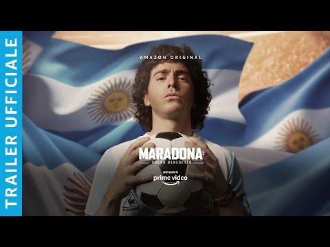 MARADONA: SOGNO BENEDETTO - TRAILER UFFICIALE | AMAZON PRIME VIDEO