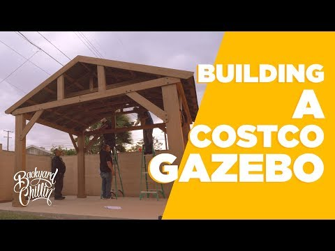 backyard-ideas-building-a-costco-gazebo