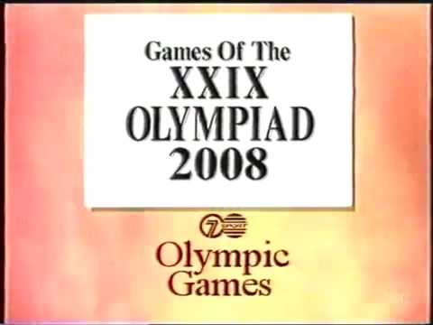 Seven Network Sport Closer and Olympic Games Promo - January 1996