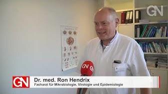 Corona-Virus: Klinik und Kreis sind vorbereitet
