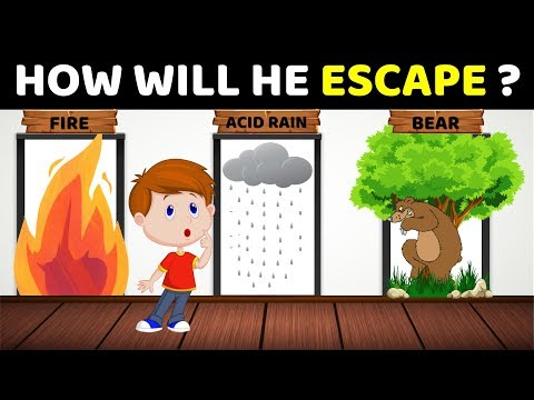 3 RIDDLES Popular on Escape Mystery (PART 1) | Can You Solve It? | RIDDLES Popular in United States