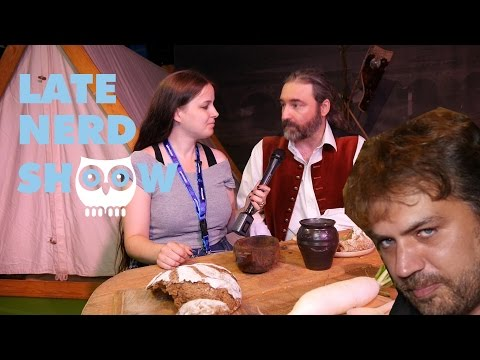 Late Nerd Show 137: Gamescom 2016 - Poki-Konzert, Cosplay mit Tommy Krappweis und Battle Chasers