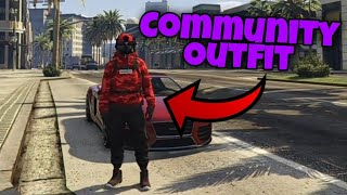 UNSER GTA Community Outfit❤️   GTA Online
