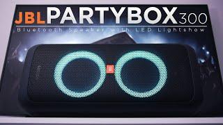 JBL Partybox 300 | der Boombox Killer ?! | Klangtest | deutsch | 2019
