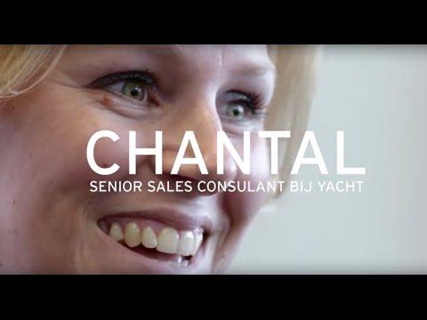 Yacht: welkom in ons netwerk, Chantal, senior sales consultant bij Yacht