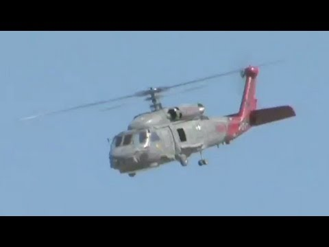 Radio Controlled (RC) Model Helicopter - Paul Holland: Sikorsky SH-60 Seahawk