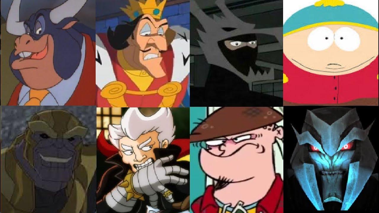 Defeat Of My Favorite Cartoon Villains Part 2