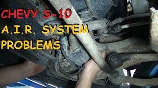 Video Chevrolet S10 - P0410 A.I.R. Pump Problems download MP3, 3GP, MP4, WEBM, AVI, FLV September 2018