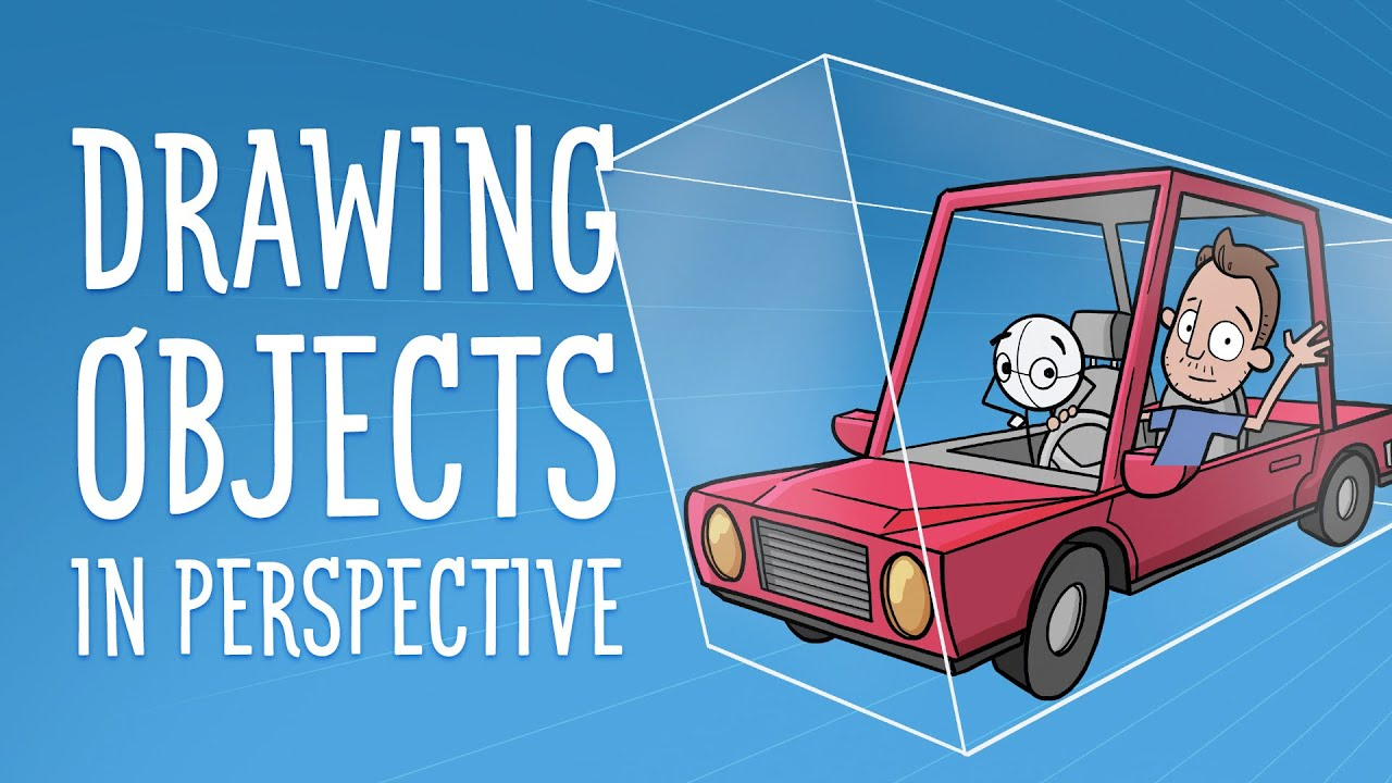 Drawing Detailed Objects in Perspective