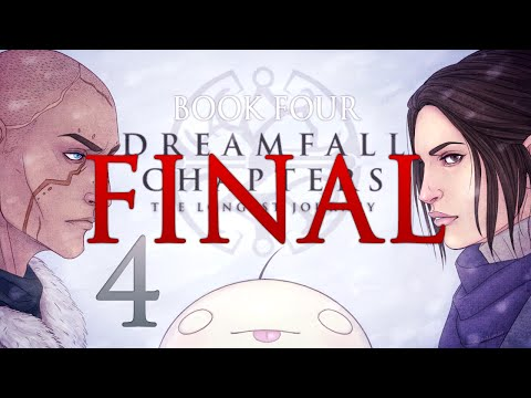 Cry Plays: Dreamfall Chapters - Book Four [P4] [Final]