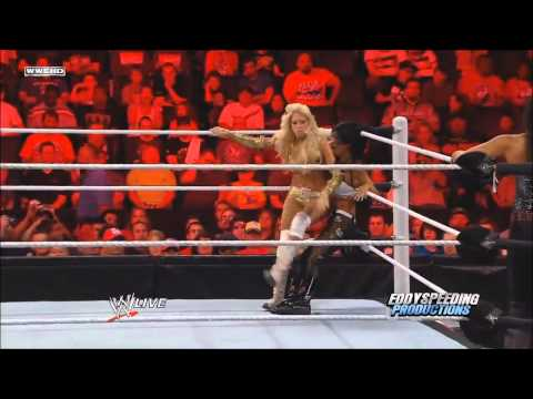 WWE Divas Epic Fail ! super Funny !! Watch ..