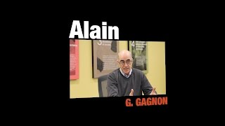 Paroles de chercheur-es: Alain G. Gagnon