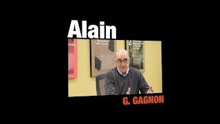 Paroles de chercheur-es: Alain G. Gagnon