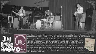 Jimi Hendrix - Room Full Of Mirrors (Tulsa, OK 1970)