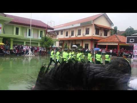 Paskibra SMK N 5 Semarang on