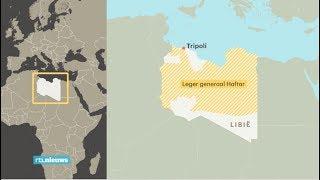 Tripoli dreigt onder de voet gelopen door milities