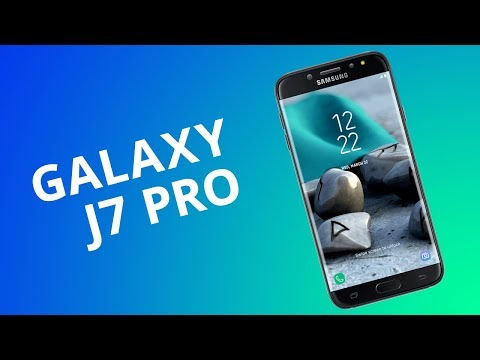 Samsung Galaxy J7 Pro [Análise / Review]