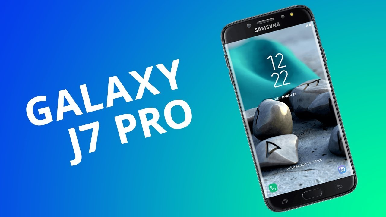 60d0a91aac Samsung Galaxy J7 Pro  Análise   Review  - YouTube