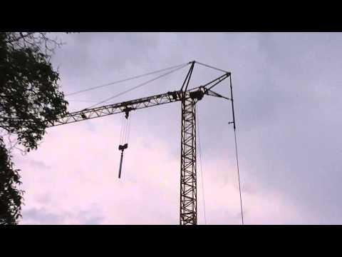 German constructions - A crane