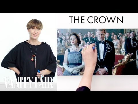 The Crown's Costume Designer Breaks Down the Fashion of Seas