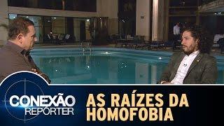 Conexão Repórter (05/04/15) - As Raízes da Homofobia