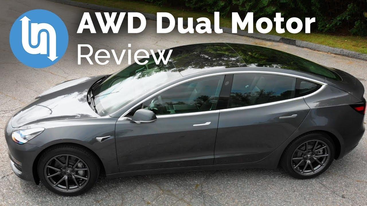 Tesla Model 3 Awd Review