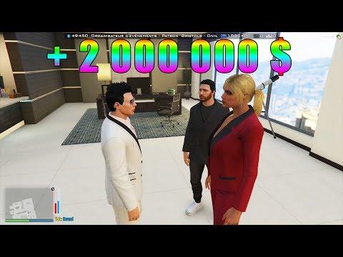 GTA 5 RP : J'AI VOLÉ 2 MILLIONS (EPISODE 15)