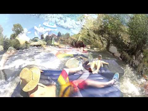 Truckee River Float (GoPro)