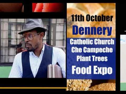 St. Lucia world food day celebrations promo 2009