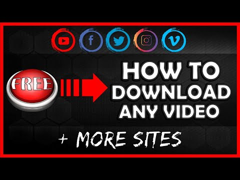 [FREE] HOW TO DOWNLOAD any video | 2019