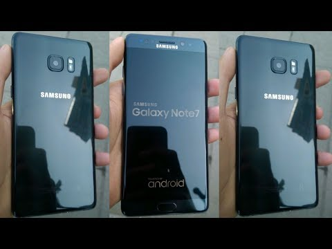 SAMSUNG GALAXY NOTE 7R REAL-LIFE IMAGES !!!