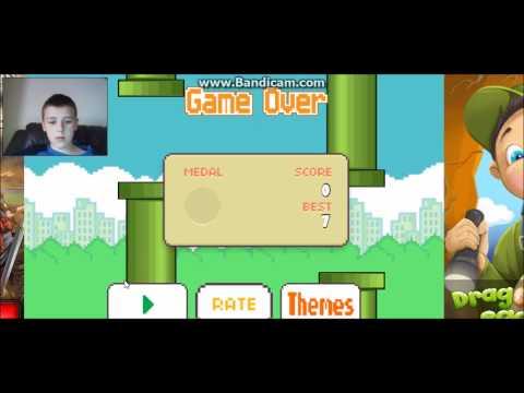 CRAPPY BIRD| Flappy Bird |  #1
