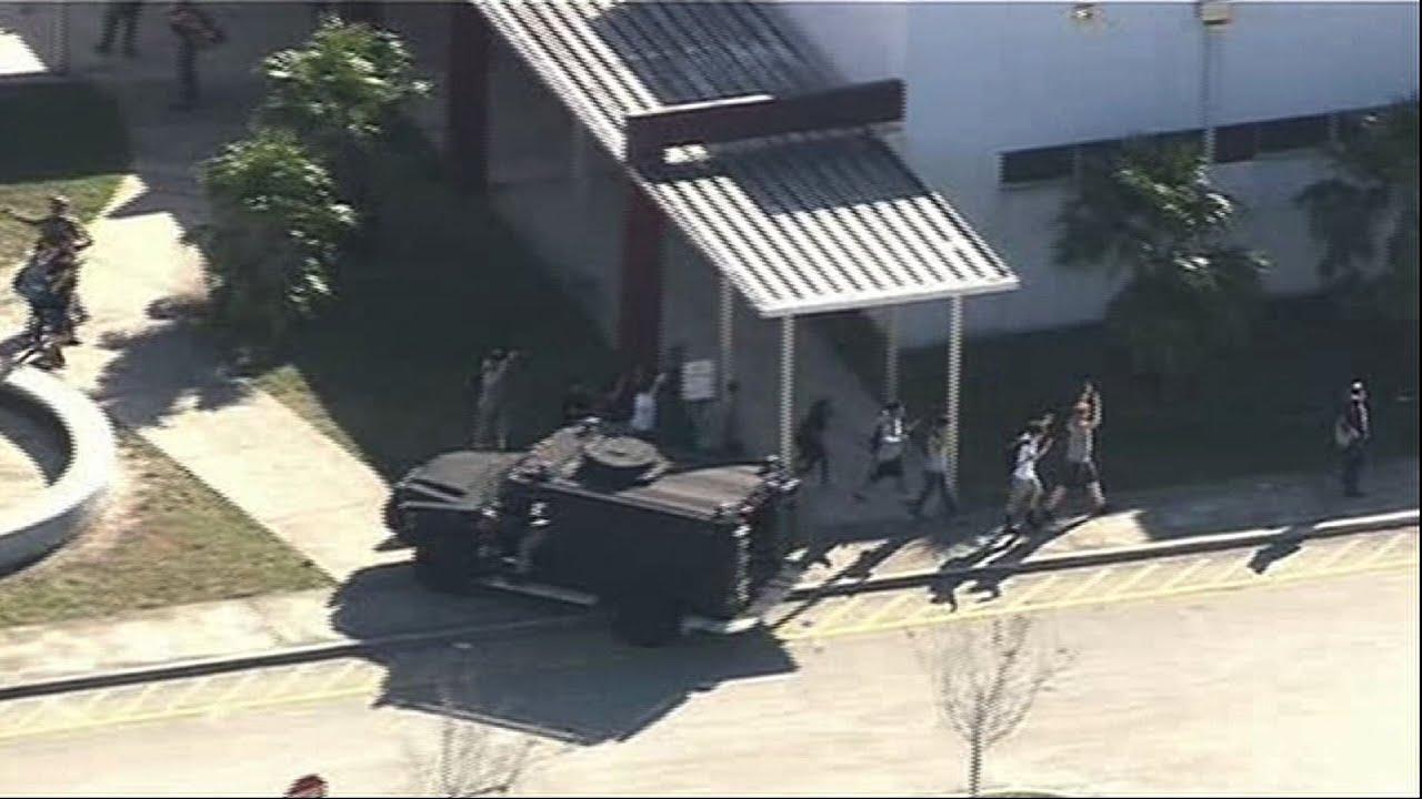 Florida Students Describe Hearing Gunshots